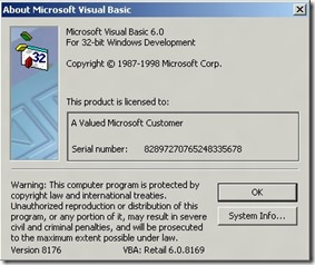 VisualBasic6.0-RTM
